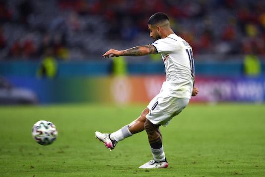 C'è anche Insigne tra i dieci gol più belli della stagione scelti dalla Uefa e decisi col voto