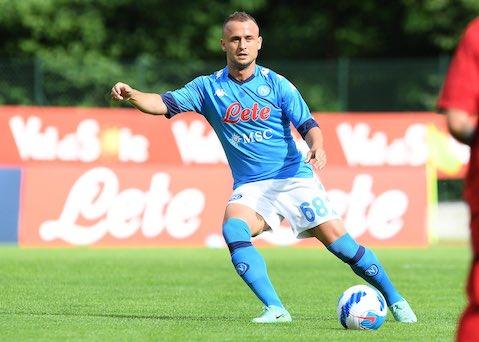 Napoli-Bassa Anaunia 12-0. Il primo gol è di Elmas, Osimhen ne fa quattro
