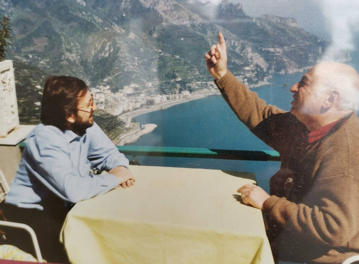 Oscar Nicolaus: Edgar Morin mi ha cambiato la vita