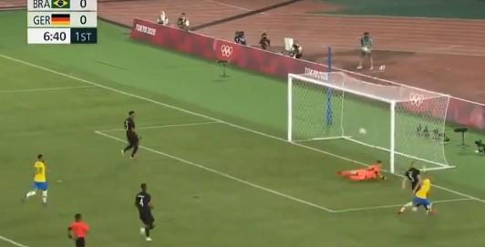 Mezzo Mineirazo in un tempo, il Brasile rifila 3 gol in 23 minuti alla Germania olimpica (VIDEO)