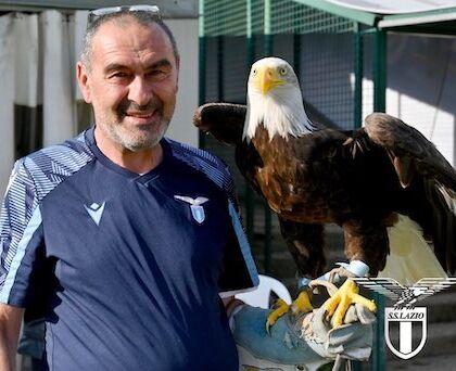 """La Gazzetta elogia Sarri """"uomo solo al comando della Lazio"""""""