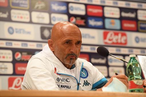 Spalletti:«Basta parlare di Napoli-Verona. Per Koulibaly mi incateno. Insigne? Sono ottimista»