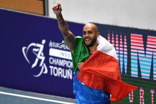 Jacobs primo italiano in finale dei 100 metri alle Olimpiadi (record europeo: 9 e 84)
