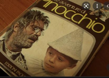 «Comencini mi scelse come Pinocchio perché spaccai un quadro con il martello e lo chiamai 'grullo'»