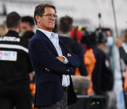 """Capello: """"La Premier League è un altro sport, solo in Serie A ci sono quattro allenatori espulsi in un turno"""""""