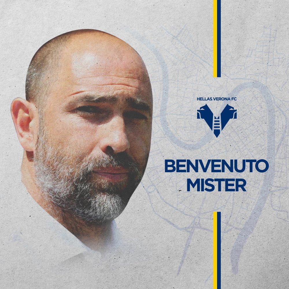 Verona, ufficiale: Tudor allenatore fino al termine della stagione