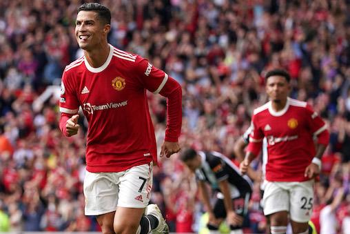 A Manchester il sosia di Ronaldo: non è egoista, non cazzea i compagni, non sembra l'ospite d'onore