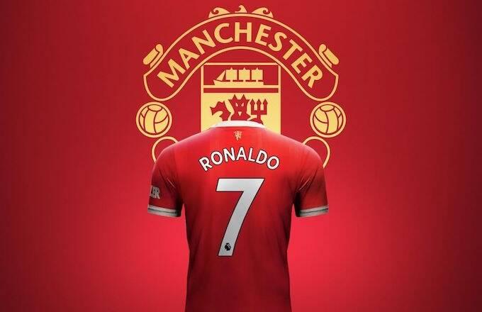 Cristiano Ronaldo dal primo minuto in Manchester United-Newcastle