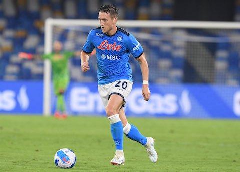 Zielinski: «Vincere lo scudetto a Napoli? È un sogno mio e di tutti i napoletani»