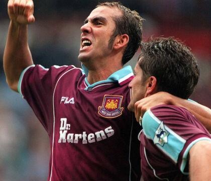 Di Canio: «Il mio gesto di fair play al West Ham? Nello spogliatoio volevano menarmi»