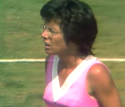 Billie Jean King: «Chi gioca oggi non sa niente delle nostre lotte. Vogliono solo più soldi, ma sono ignoranti»
