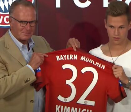 In Germania scoppia il caso di Kimmich no vax, il Bayern lo difende