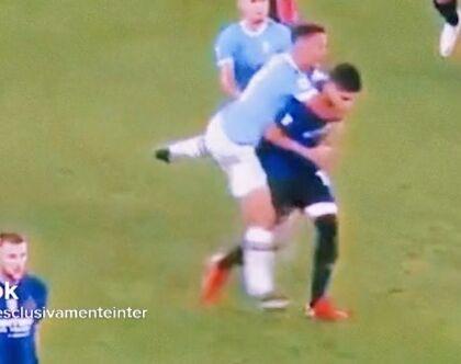 Luiz Felipe: «Chiedo scusa, volevo solo abbracciare Tucu per scherzare, forse non era il momento migliore»