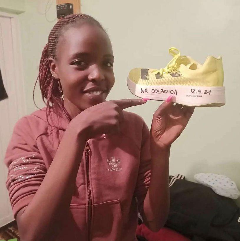 Agnes Tirop, l'atleta keniana trovata morta in casa sua